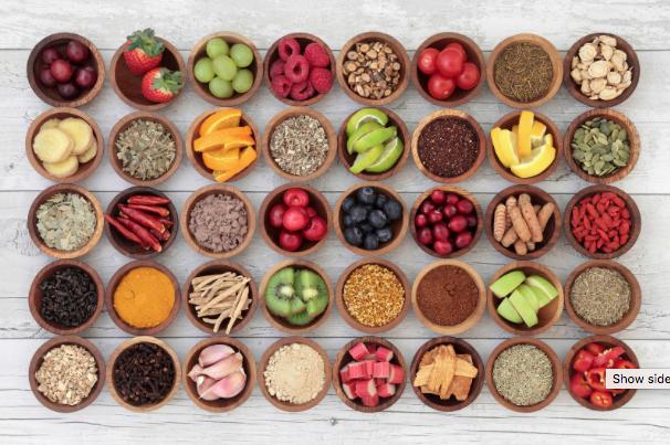 More immune health foods