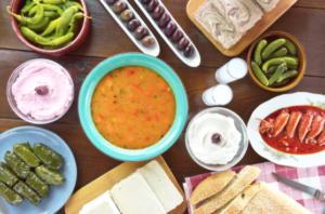Immune dense foods